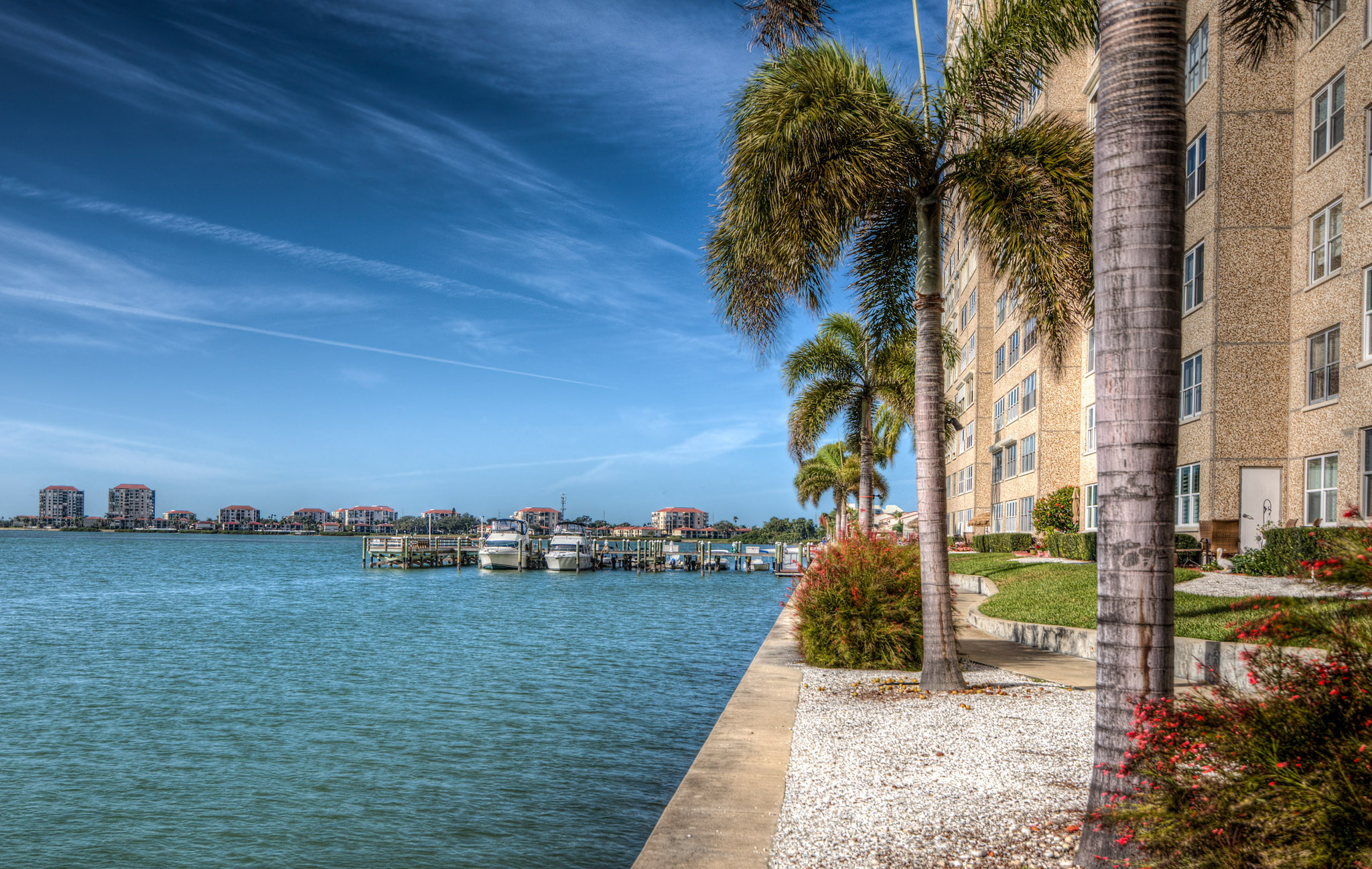 Waterfront Condo St Pete FL, Point Brittany